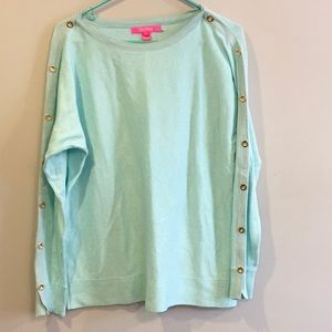 Lilly Pulitzer Milton Sweater Size L